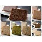 シフォンケーキ各7種類